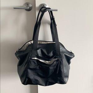 Black Lululemon Gym bag